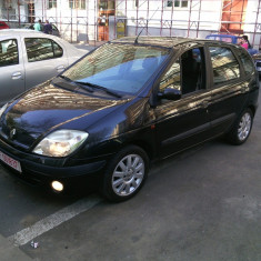 Renault scenic dynamique impecabil, An Fabricatie: 2001, Benzina, 162000 km, 1600 cmc