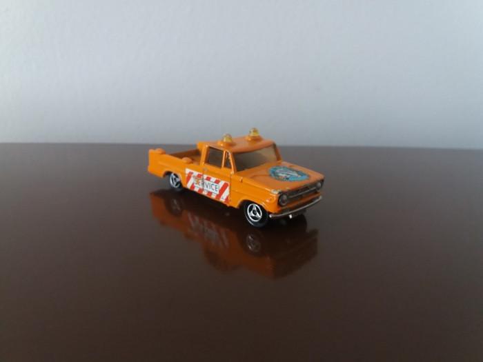 MAJORETTE Dodge Pick Up, scara 1/80