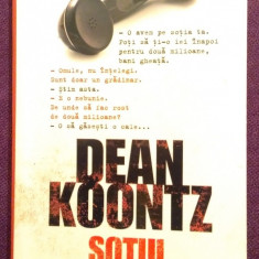 Sotul - Dean Koontz, Rao