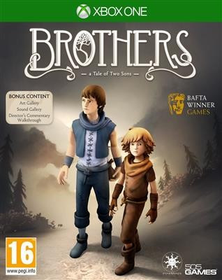 Brothers A Tale Of Two Sons Xbox One foto mare