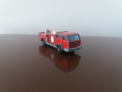 MAJORETTE camion Pompier no.207, scara 1/100 foto