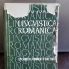 LINGVISTICA ROMANICA - IORGU IORDAN