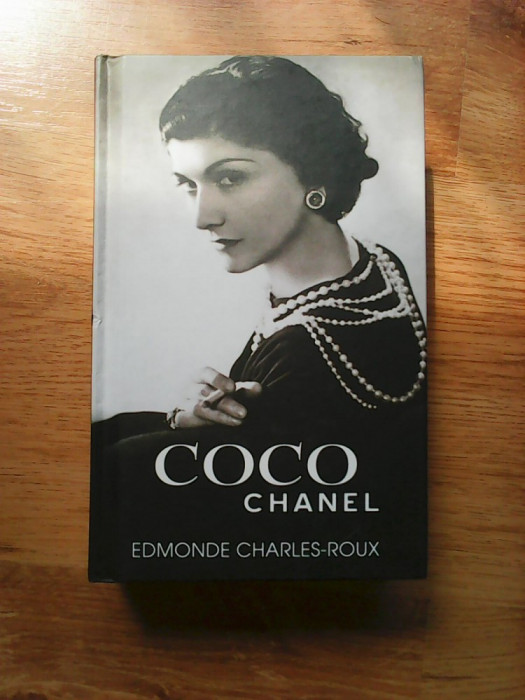 Coco Chanel- Edmonde Charles - Roux foto mare