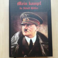 Mein Kampf - Lupta mea Adolf Hitler NECENZURATA in limba romana ed. lux Bucuesti