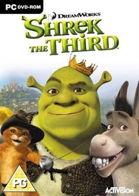 Shrek The Third Pc foto mare