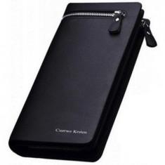 Portofel cu Camera Spion iUni SpyCam G101, 1080P Full HD, Telecomanda inclusa, Senzor de miscare, Negru