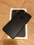 IPhone 7 PLUS Black 256 GB, Negru, 256GB, Neblocat, Apple