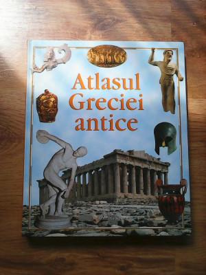 Atlasul Greciei antice foto