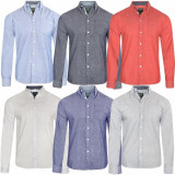 Camasa casual Oxford Attire - super calitate-super model -5 CULORI