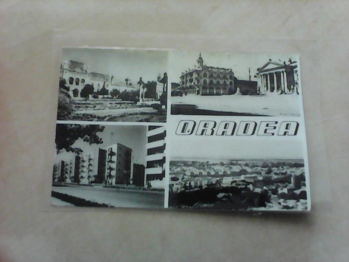 C.P - Oradea , circulata 1973 , vidata foto mare