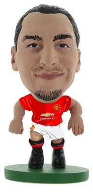 Figurina Soccerstarz Manchester United Zlatan Ibrahimovic foto