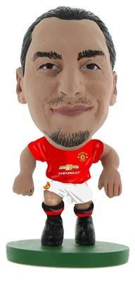 Figurina Soccerstarz Manchester United Zlatan Ibrahimovic foto mare