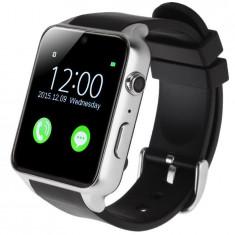 Ceas Smartwatch Telefon iUni GT88, Camera 2 MP, BT, 1.54 Inch, Silver + Spinner Titirez Cadou