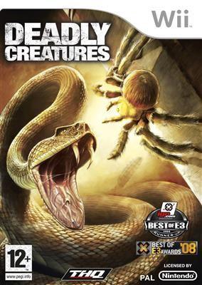 Deadly Creatures Nintendo Wii foto
