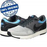 Pantofi sport Nike Air Vibenna pentru barbati - adidasi originali, 40, 40.5, 44, 44.5, Piele intoarsa
