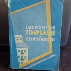 LUCRARI DE TAMPLARIE IN CONSTRUCTII - A.S. ARDANSKI