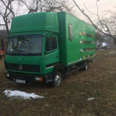 Camion Mercedes 814, 7.5 t, omologat apicol