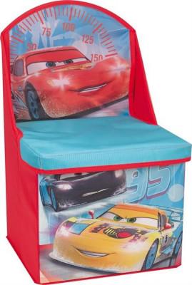 Scaun Si Cutie Pentru Depozitare Disney Cars foto