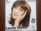 Laura stoica cd disc muzica de colectie pop rock jurnalul national compilatie, roton