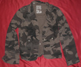 Geaca/camasa de dama army/aramata camuflaj Sub Level marimea L