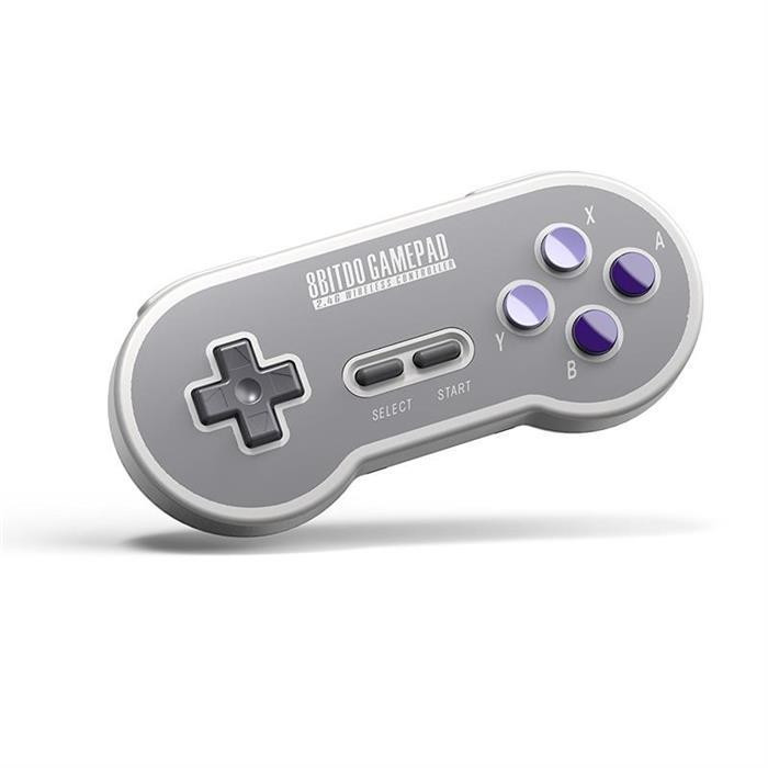 Gamepad 8Bitdo Sn30 2.4G Wireless foto mare