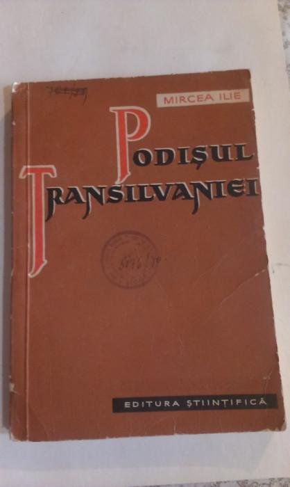 PODISUL  TRANSILVANIEI