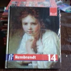 VIATA SI OPERA LUI REMBRANDT - MAURIZIA TZARTES - Carte Istoria artei