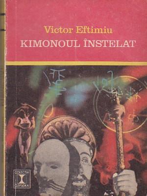 VICTOR EFTIMIU - KIMONOUL INSTELAT foto