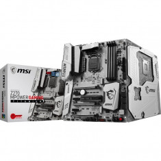 Placa de baza MSI Z270 MPower Gaming Titanium, ATX, Intel Z270, LGA 1151, Pentru INTEL, DDR4
