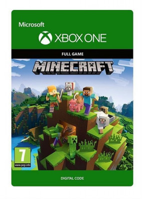 Minecraft Full Game Download Code Xbox One foto
