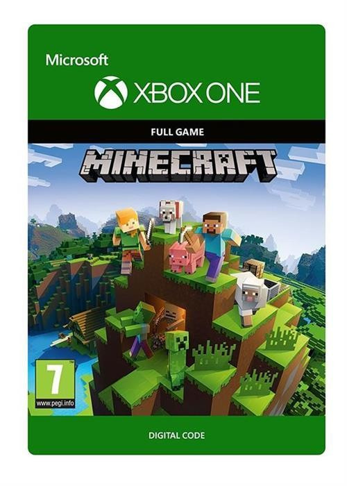 Minecraft Full Game Download Code Xbox One foto mare