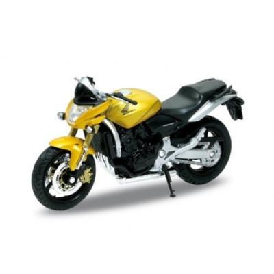 Motocicleta Honda Hornet 1:18 foto