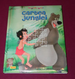 Cartea junglei - varianta prescurtata  seria povesti cu puzzle (lipseste puzzle)