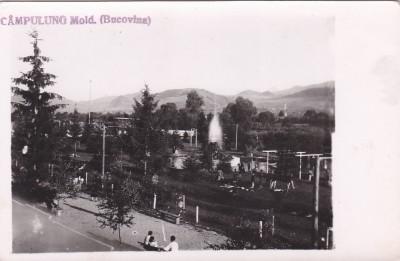 BUCOVINA - CAMPULUNG-MOLDOVENESC,NECIRCULATA ,ROMANIA. foto