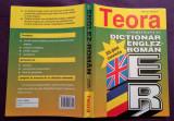 Dictionar Englez - Roman. Ed. Teora, 35.000 cuvinte - Andrei Bantas
