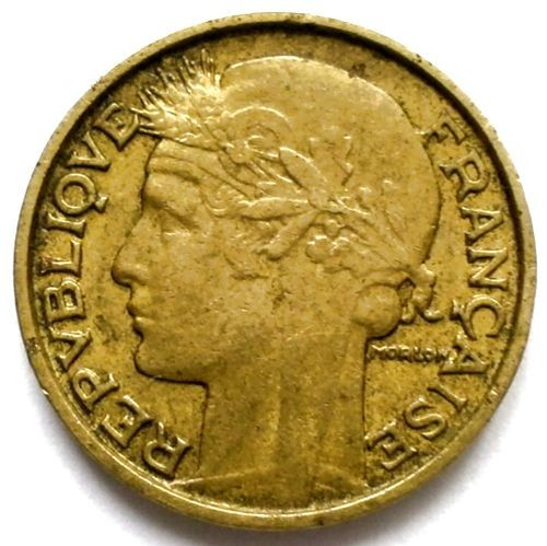 FRANTA , 50 CENTIMES 1931