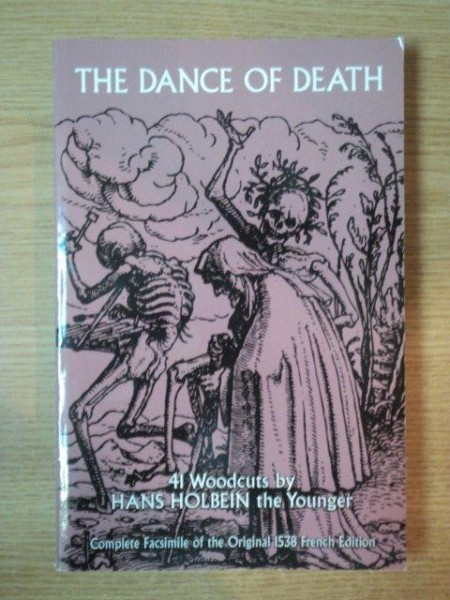 THE DANCE OF DEATH de HANS HOLBEIN foto mare