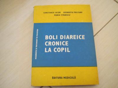 BOLI DIAREICE CRONICE LA COPIL CONSTANTA IACOB foto