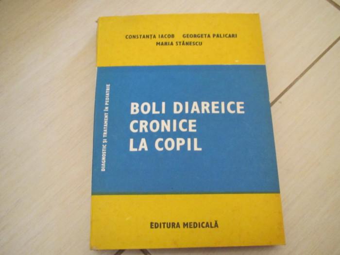 BOLI DIAREICE CRONICE LA COPIL CONSTANTA IACOB foto mare