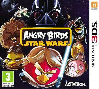 Angry Birds Star Wars Nintendo 3Ds foto
