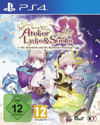 Atelier Lydie & Suelle The Alchemists And The Mysterious Paintings Ps4 foto
