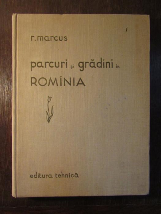 PARCURI SI GRADINI IN ROMANIA-R.MARCUS foto mare