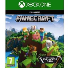 Minecraft Explorers Pack Full Game Download Code Xbox One - Jocuri Xbox One