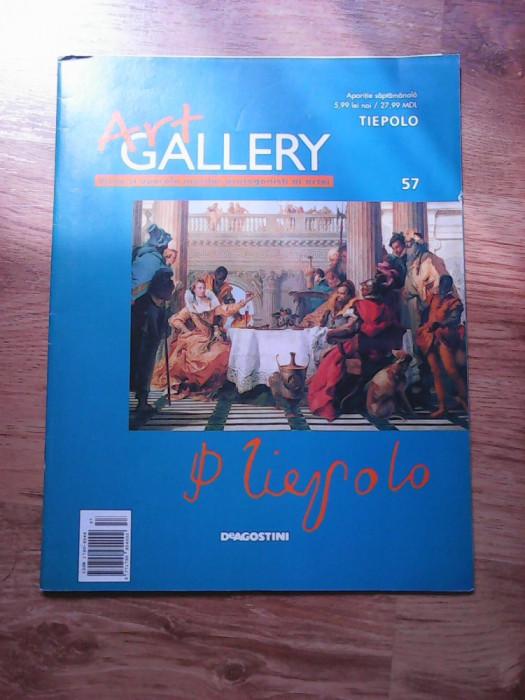 Art gallery - Giovanni Battista Tiepolo foto mare