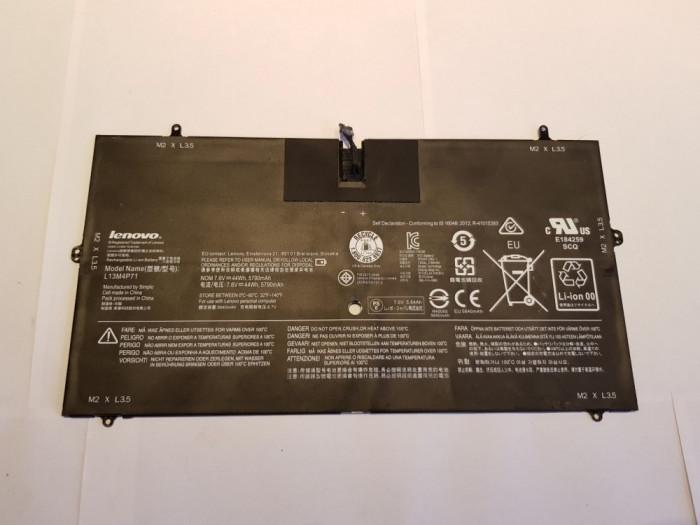 Baterie / Acumulator l13m4p71 Lenovo Yoga 3 Pro-1370 ORIGINALA! Foto reale! foto mare