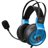 Casti Gaming Marvo Hg9035 Usb Virtual 7.1 Blue