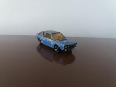 MAJORETTE Renault 17 TS no.260, scara 1/56 foto