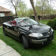 Renault Megane CC 1.9 DCi, An Fabricatie: 2005, Motorina/Diesel, 282000 km, 1900 cmc