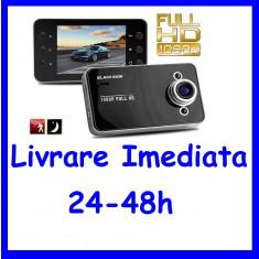 Camera Video auto K6000 FULL HD Martor in trafic DVR F41
