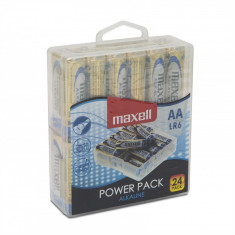 Baterii alcaline AA – LR06 - 24 /pachet